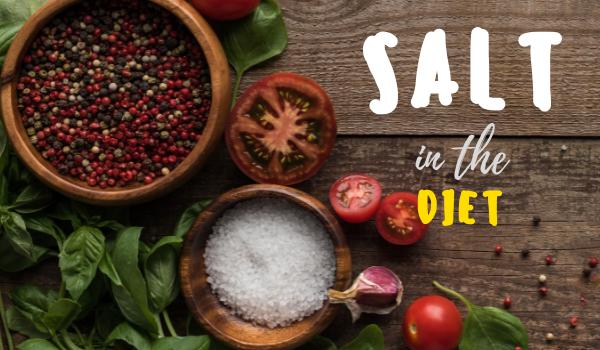 salt in the diet