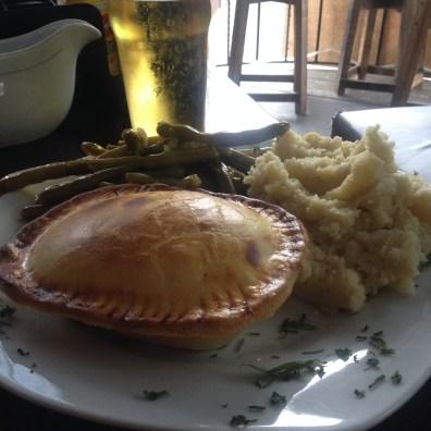 Pie of the day @ Alegre