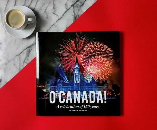 """O Canada! A Celebration of 150 Years"""