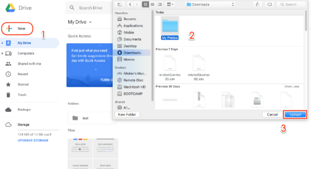 How to Transfer iCloud to Google Drive? 4 Ways
