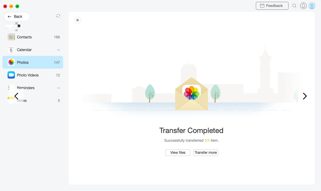 AnyTrans for iOS Online Guide