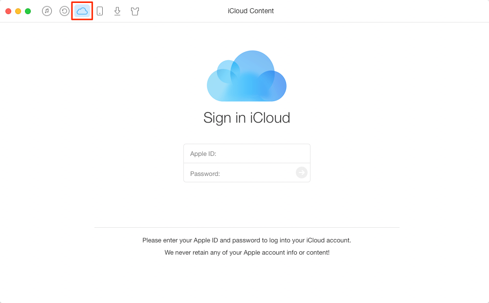 How to Download Photos from iCloud to iPad/iPad Air/Mini/Pro