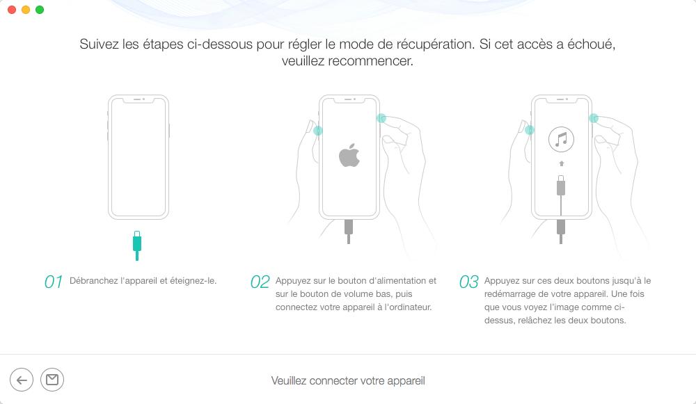 Tuto: Réparer iPhone bloqué sur la pomme sans perte des