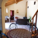Imochique Real Estate renovated farmhouse for sale