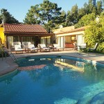 Monchique property villa with pool