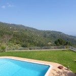 Monchique colonial style villa with pool for sale