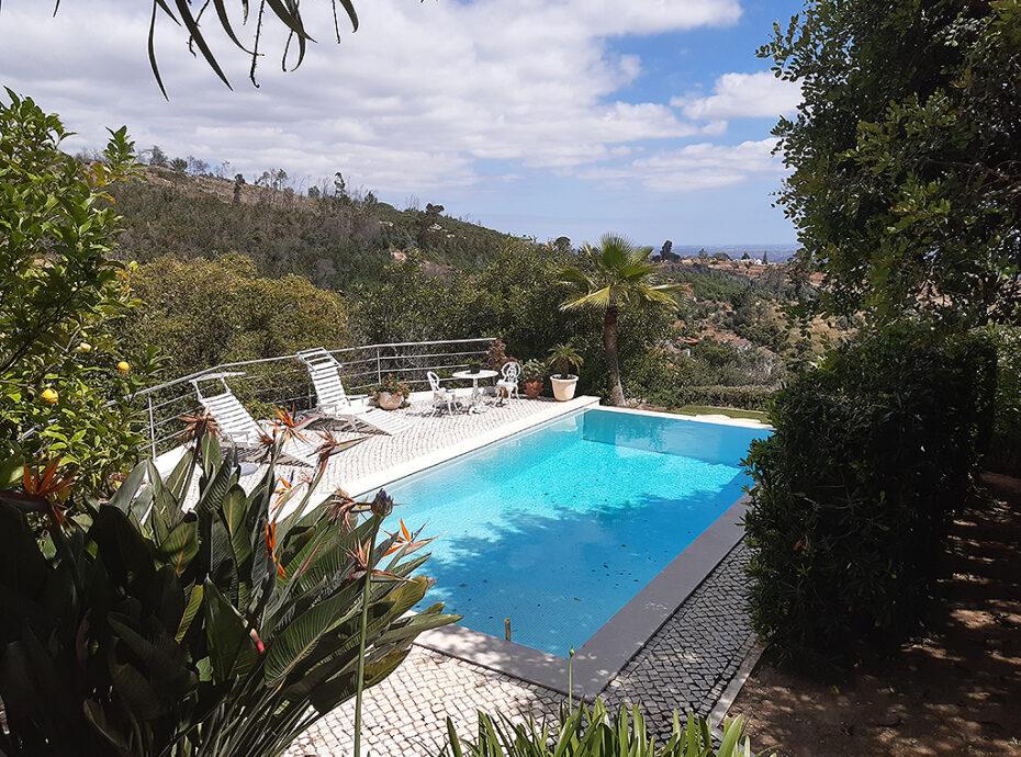 Villa with pool for sale Monchique