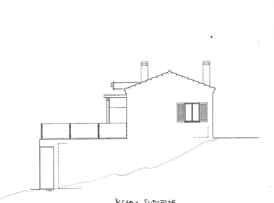 Monchique plot with approved project for sale
