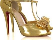 Zapatos con glamour