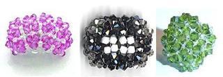 anillos bisuteria