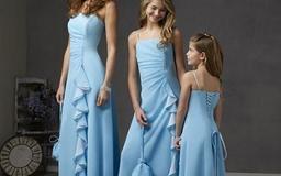 Moda para las damas de honor