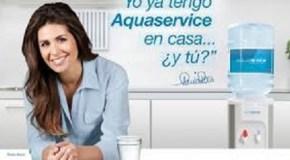 Campaña de Nuria Roca con AquaService y como en Málaga es un servicio muy demandado