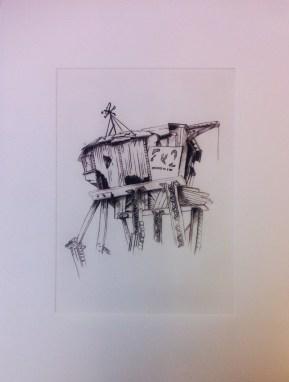 Harlesden sidings: final print