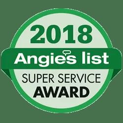 Super Service Award 2018