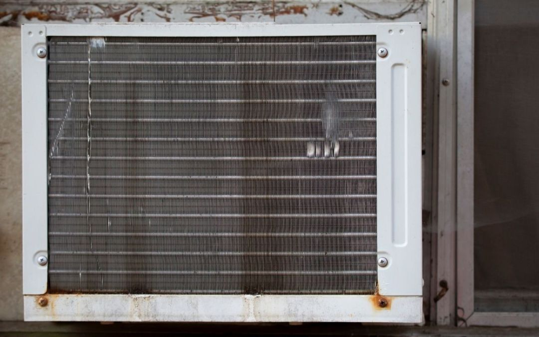 Is There Mold in Your Window A/C Unit?