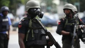 Police arrest six suspected IPOB members, recover arms in Ebonyi