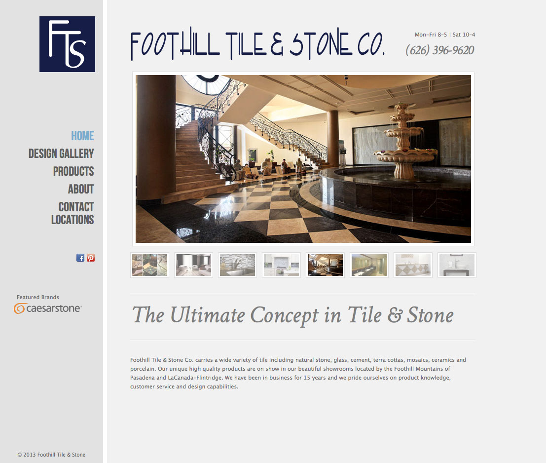 foothill tile stone imo media inc