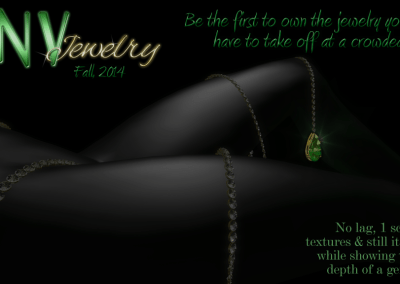 3D Virtual World Jewelry Maker Ad