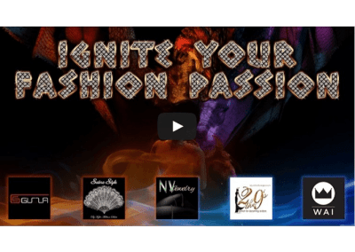 Virtual World Fashion Show Television Program