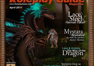 Roleplay Guide Magazine, April 2011