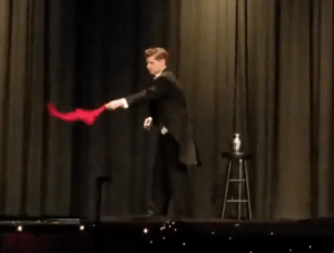 Evan Myles, Mr. West Competition 2015