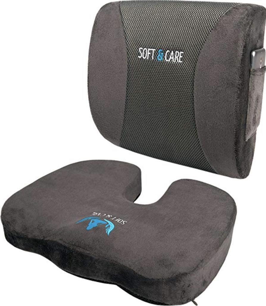 Lumbar Support Pillow For Chair Best Seat Cushion For Your Office Chair In 2019 Imore
