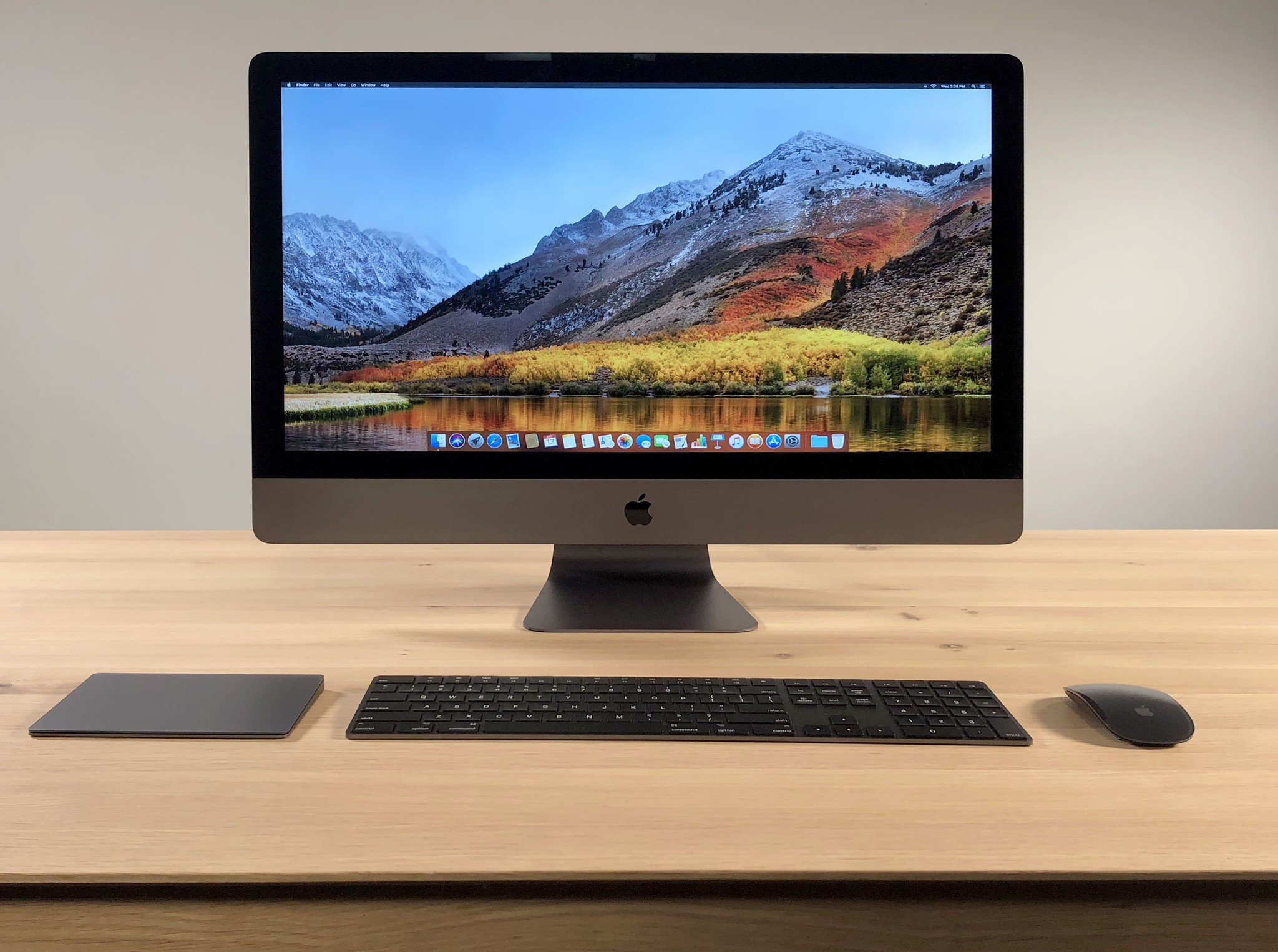 Imac Pro Impressions Beauty Of Beast Imore