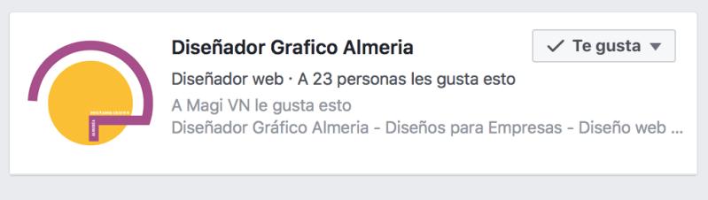 Diseñador Gráfico Almería