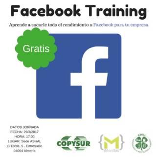 Facebook Training en Almería