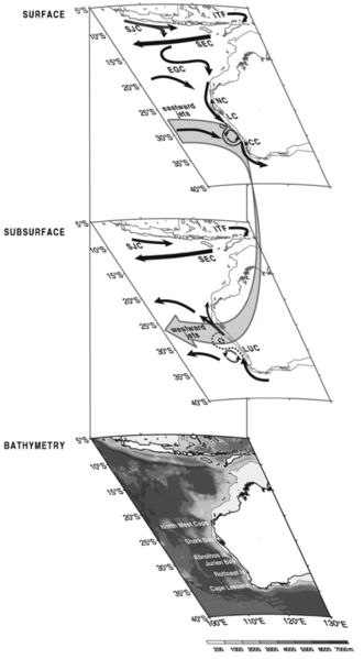 Major Boundary Currents and Inter-basin Flows: IMOS.org.au