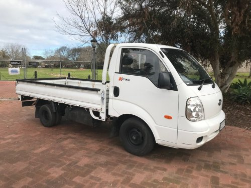 small resolution of 2006 kia k2700 extra long dropside tray body white 2006 kia k2700 extra long dropside tray body white