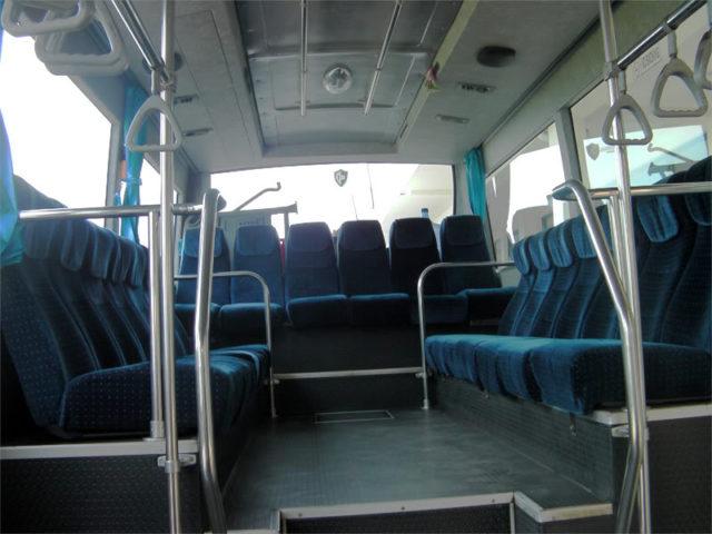 Interior bus apron karoseri RI