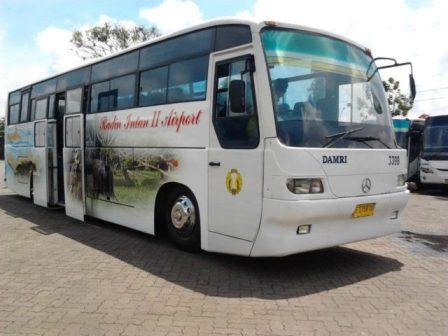 Raden Inten Airport Bus