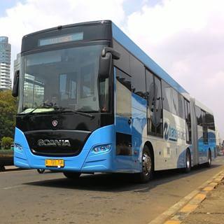 Scania Laksana Cityline