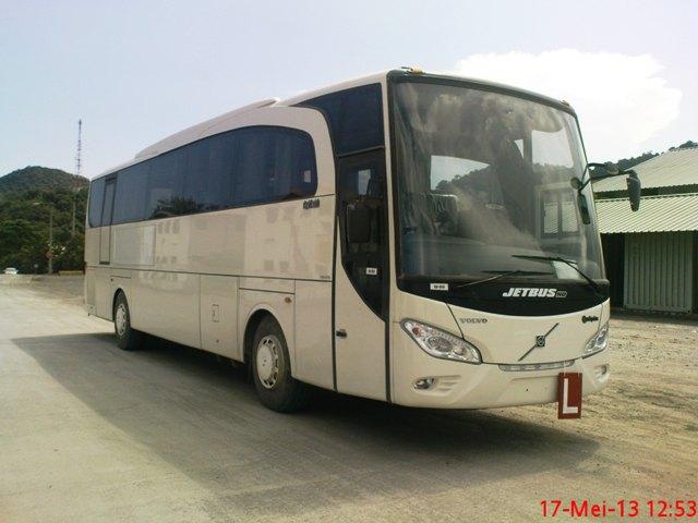 mengenal volvo b7r bus bertenaga besar asal swedia yang masuk ke indonesia. Black Bedroom Furniture Sets. Home Design Ideas