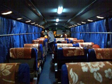 Interior seat 2-1 supertop