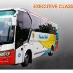 Kelas Executive Seat 2-2 dengan legrest Rosin :roll:
