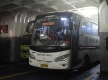 Trayek Bali - Jawa, tentu saja selalu menyebrang dengan Ferry
