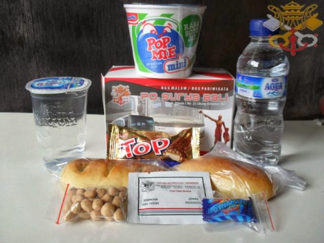 surya bali snack