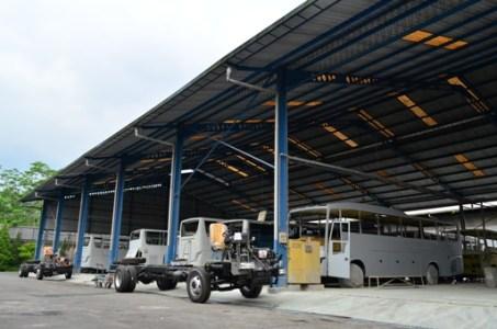 Pabrik Karoseri Trisakti