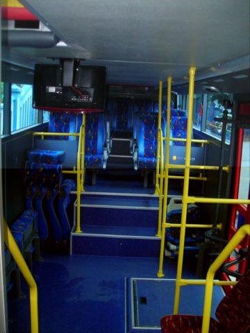 trisakti interior double deck solo 3