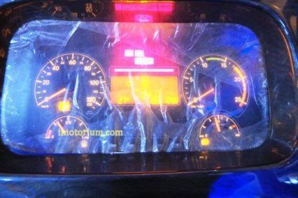 Speedo OC 500 RF 2542