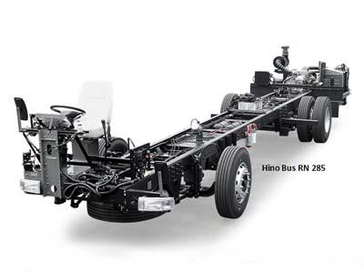 Mengenal Hino RN 285, Flagship Bus Hino Di Indonesia Saat Ini