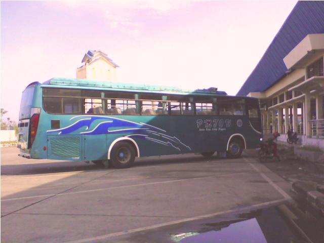 Bus – bus PO. PMTOH 7