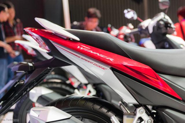 Honda Supra X 150 – Winner 150 10 DOHC