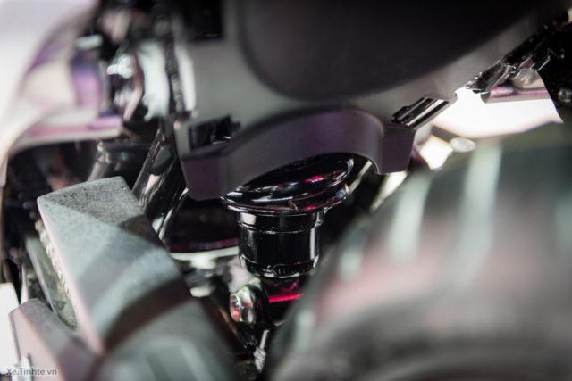 Honda Supra X 150 – Winner 150 16 monoshock