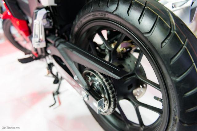 Honda Supra X 150 – Winner 150 18 rantai