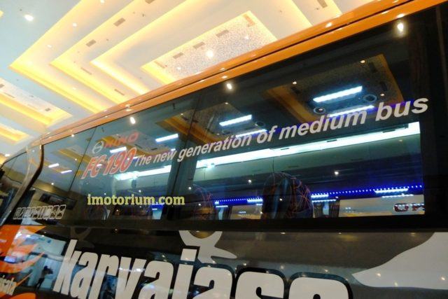 IIBT 2016 – Imotorium Files Laksana Tourista – Hino FC 190 X10 (56)