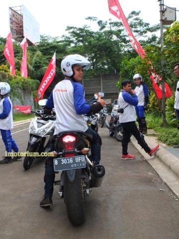 Safety Riding Wahana Honda – Jatake (1)