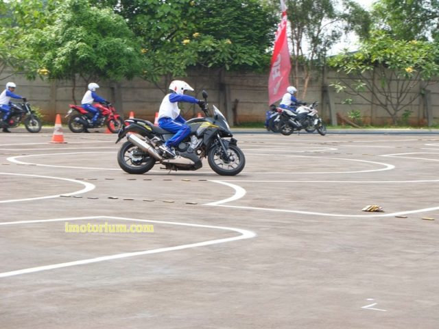 Safety Riding Wahana Honda – Jatake (24)